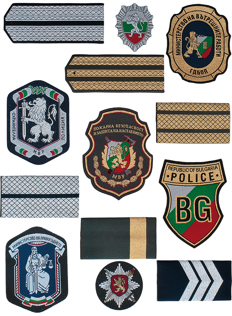 Украса за униформени облекла